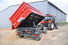 Biaxial trailer 2 PTS-4,5