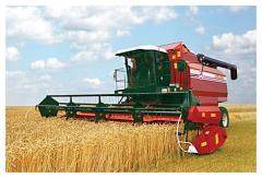 KZS-1218 combine of Palesse GS12