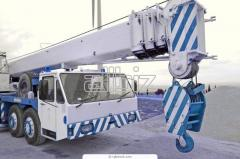 Spare parts on truck cranes: Resident of Ivanovo,