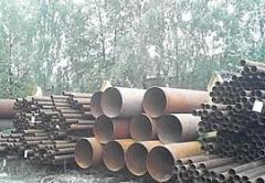 Трубы электросварные дм. 57-1020