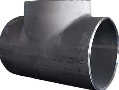 Tees are pipeline reinforcing