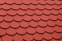 Tile polymeric and quartz