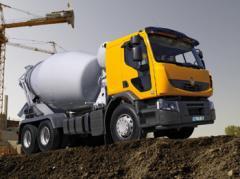 Тягачи и грузовики для плохих дорог Рено Ландер