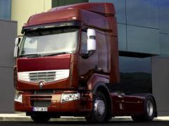 Тягачи и магистральные грузовики Рено Премиум Рут