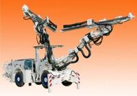 Буровые установки, оборудование и инструмент, Cамоходная буровая установка FACE MASTER 2.8S