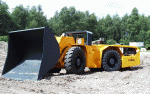 Машины и комплексы для подземных работ, Погрузо-доставочные машины PFL 18
