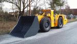 Машины и комплексы для подземных работ, Погрузо-доставочные машины PFL 30