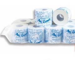 Toilet paper of Ab