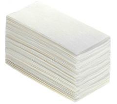 Бумажные полотенца для диспенсера листовые