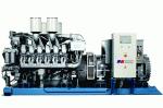 Электростанции дизельные, Дизельные электростанции и двигатели MTU Detroit Diesel