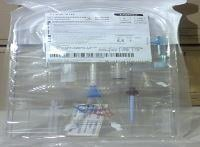 Sets for catheterization of the central veins by a