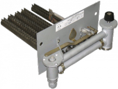 Gas burner AGU-T-M 15 device
