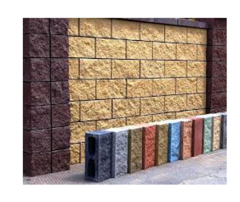 Blocks are intaking decorative