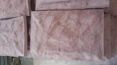 Fragmentary stone
