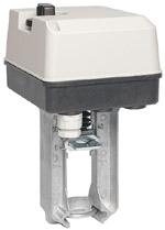 Термоэлектрический привод  MT4-024-NC