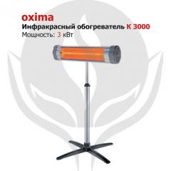 Infrared electric heater of OXIMA K 3000