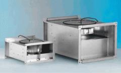 Промышленные канальные прямоугольные вентиляторы
