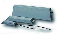 Aluminum brake resistors