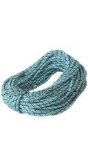 The rope is polyamide. article 061435