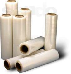 Стрейч пленка для ручной и машинной упаковки