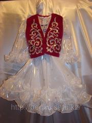 Детское национальное платье