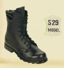 Boots are man's