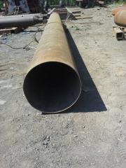 Изготовление и монтаж металлоконструкций и емкостей любого диаметра.