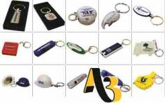 БРЕЛКИ аксессуар, украшение на ключи с логотипом