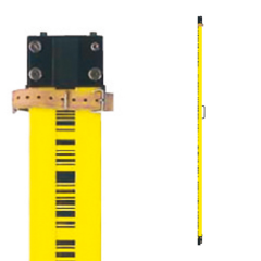 GPCL2, 2 m, invarny bar code lath