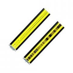 GWCL60, 60 cm, invarny bar code lath