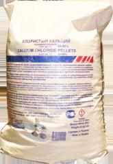 Calcium chloride, Calcium chloride