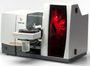 The spectrophotometer nuclear and absorbing with