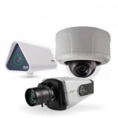 The fixed IP cameras