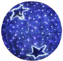 Figure Sphere, LED illumination to dia. 120 cm,