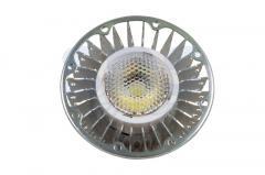 Лампа светодиодная, 5W, 12V, цоколь-GU5.3, цвет