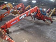 Crane Manipulyatorny Installations (CMI)