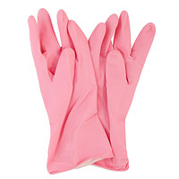 Gloves latex economic neopudrenny solution No. 7