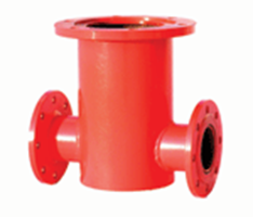 Support Fire Double Flange (SFDF)