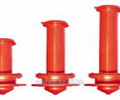 Hydrants fire underground steel GOST 8220