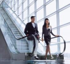 Escalators, escalators in Astana, Escalators