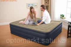 Код: 67710 INTEX Надувная кровать INTEX Plush Bed
