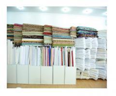 Evening and wedding fabrics