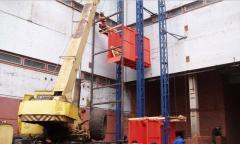 Лифты строительные мачтовые