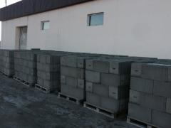 Gas concrete in Atyra