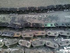 Hardox chains
