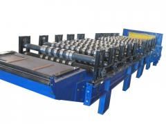 The automated line for production of a