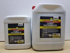 Softener for cement mortars-20l.