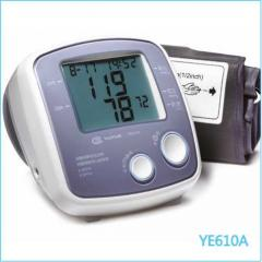 Measuring instruments of a blood pressure