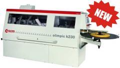 Автоматический кромкооблицовочный станок Olimpic k