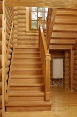 Ladders wooden in assortmen
